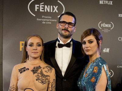 Blanca Suárez y Ángela Cremonte se pasean por los Premios Fénix mexicanos con estos looks