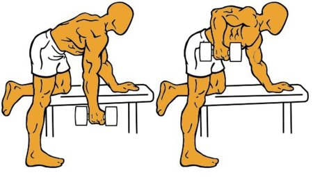 Guía para principiantes (IV): Remo horizontal con mancuernas