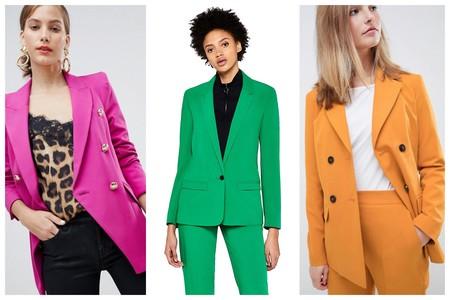 Blazer Colores