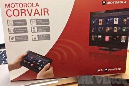 Motorola Corvair se prepara para ser tu mando a distancia androide