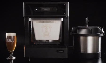 ¿Te gusta la cerveza? Con esta máquina podrás hacerla en casa y pensar que estás en tu bar favorito