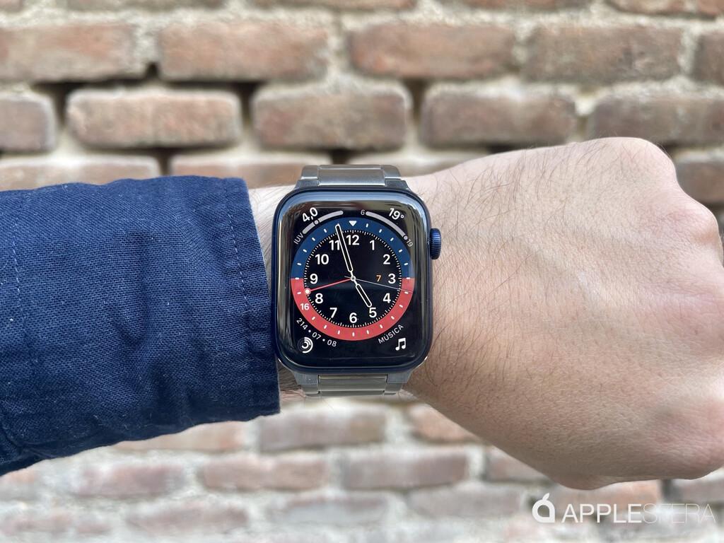 Robustas y ligeras: así son las correas de titanio para Apple™ Watch de Lululook