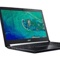 Acer Aspire 7 A715-72G-51X, un interesante portátil de gama media que Amazon nos deja ahora por 599,99 euros