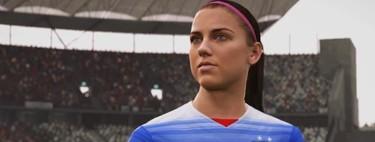 Ya era hora, EA: el fútbol femenino llega a FIFA 16 por primera vez en su historia