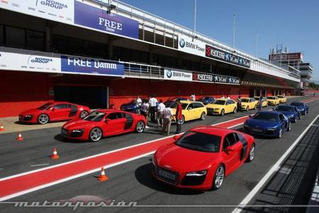 Audi R8: cinco años de éxitos