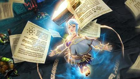 Hyrule Warriors tráiler de Lana