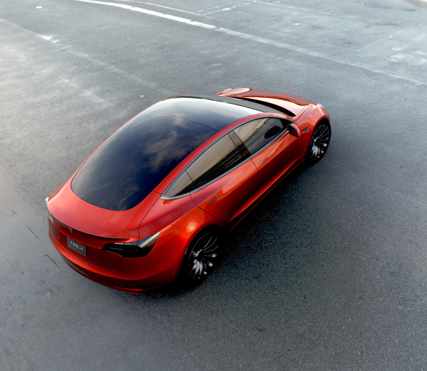Tesla ha recibido 325.000 reservas para su Model 3