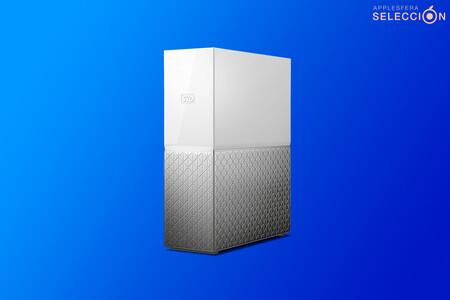 El compacto NAS WD My Cloud Home de 3 TB alcanza su precio más bajo en Amazon: copias de seguridad y más por 108,80 euros