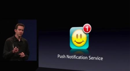 Primeras aplicaciones móviles con servicio de notificaciones push