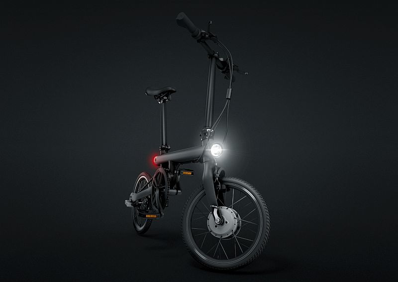 Qicycle Electric Folding Bike