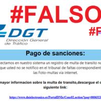 La DGT alerta: siguen circulando nuevos e-mails reclamando el pago de una multa que son una estafa