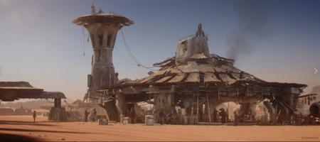 Star Wars E Vii Bocetos 25