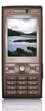 El Sony Ericsson K800i bronce con Yoigo