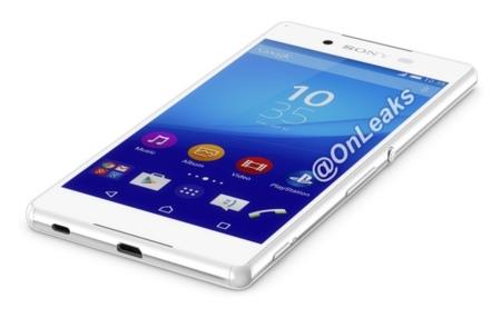 Conocemos al Sony Xperia Z4 por ambas caras