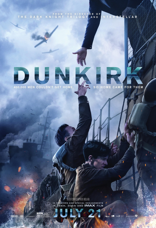 Carteles de 'Dunkerque'