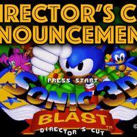 Sonic 3D Director's Cut está en desarrollo y viene cargadito de novedades