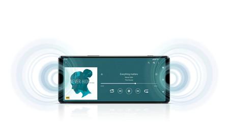 Sony Xperia 1 Ii Altavoces Estereo