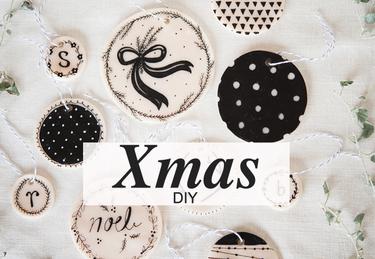DIY Xmas: los adornos handmade más bonitos para tu árbol