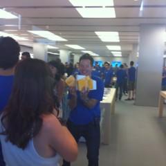 Foto 50 de 93 de la galería inauguracion-apple-store-la-maquinista en Applesfera