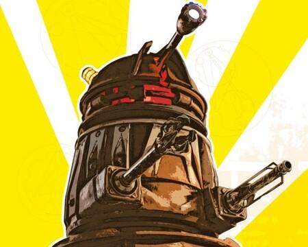 Dr Who Prisionero Daleks Portada
