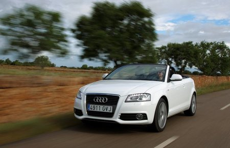 El motor 1.4 TFSI de 125 CV completa la gama del Audi A3 Cabrio en España