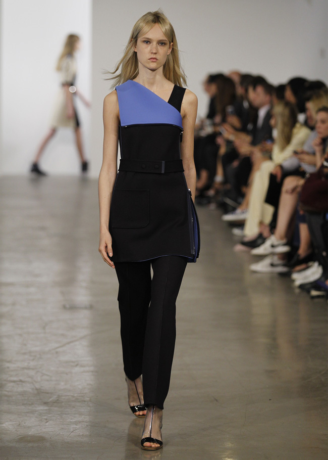 Calvin Klein colección Resort 2015: el éxito de la sencillez