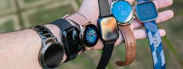 El día que casi pierdo la cabeza analizando seis smartwatches: la historia de alguien que apenas usa el móvil