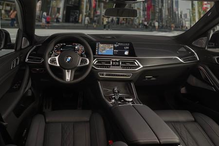Bmw X6 2020 interior