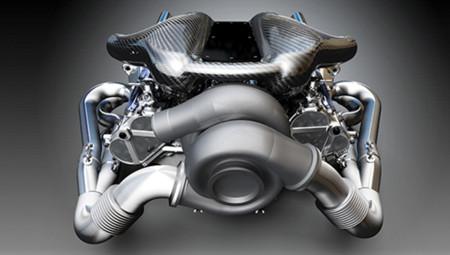 Cosworth Motor F1 2014