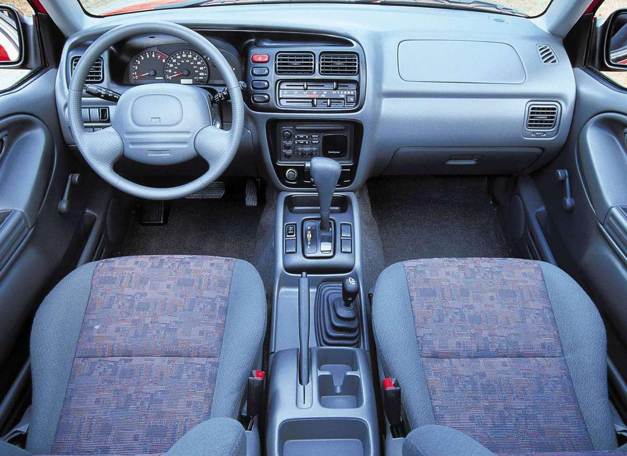 Foto de Chevrolet Tracker (6/14)
