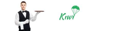 Kiwi el servicio de mandados por WhatsApp