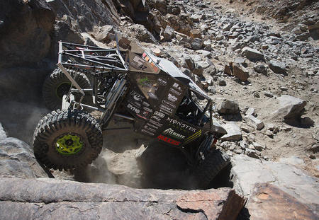 King of the Hammers, entre el espectáculo y la locura