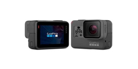 La GoPro Hero 5 te sale por sólo 369 euros con tarjeta de memoria de regalo en eBay