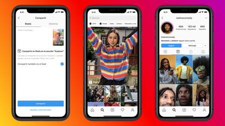 Instagram ya permite crear Reels de 60 segundos de duración a sus usuarios de España