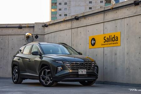 Hyundai Tucson Prueba De Manejo Opinones Mexico Resena 20