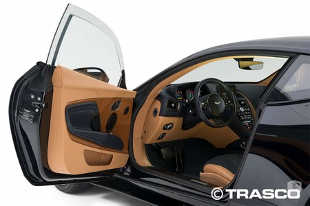 Aston Martin DB11 blindado Trasco
