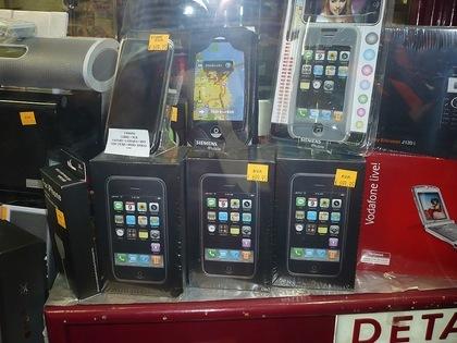 Imágenes de la semana: El iPhone aún no se vende en España, pero...