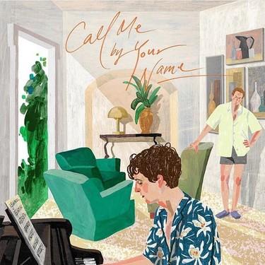 Éste ilustrador hizo que 'Call me by your name' fuera más hermosa a través de su arte en Instagram