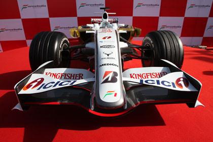 Puesta de largo del nuevo Force India VJM01