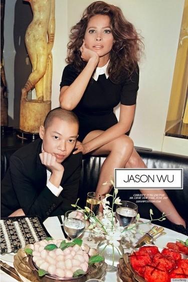 Vuelven los años 90 y con ellos, una de sus modelos, Christy Turlington
