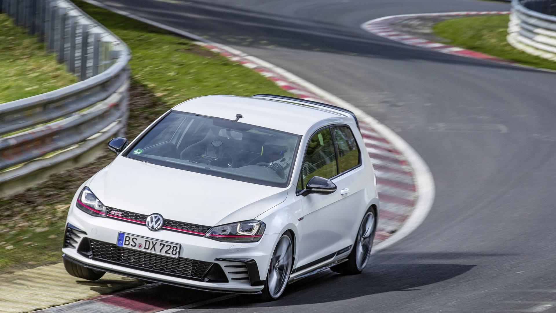 Foto de Volkswagen Golf GTI Clubsport S (2/36)