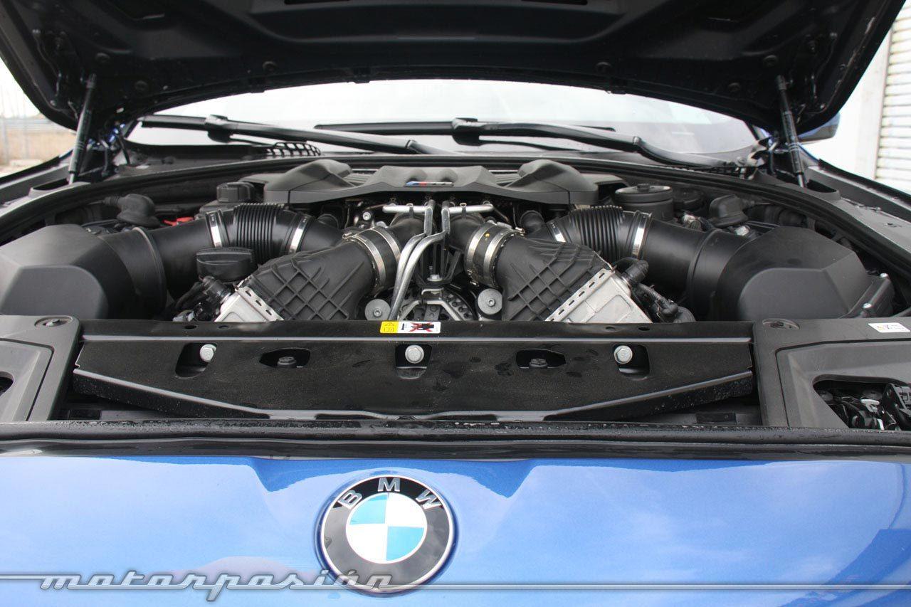 Foto de BMW M5 (Prueba) (33/136)