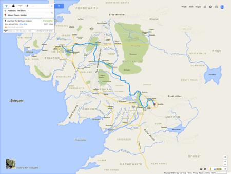 Frodo Maps