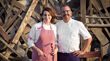 Benito Y Solange Chefs Escuela Master Chef Mexico