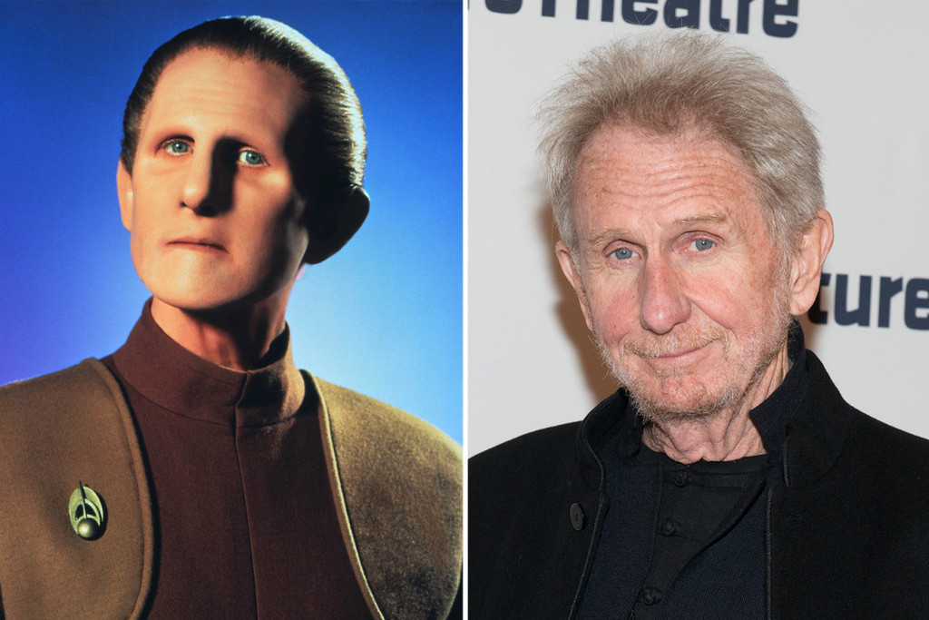 Die Rene Auberjonois, one of the faces and voices most popular on american television
