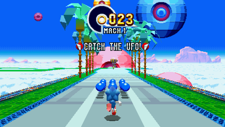 Sonic Mania: así son sus nuevas fases de bonus, los niveles especiales y el renovado Time Attack