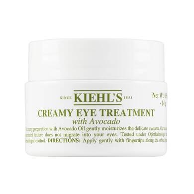 Crema contorno de ojos con aguacate de Kiehl's