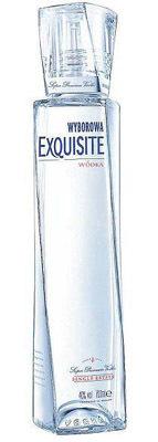 Vodka de lujo de nacionalidad polaca: Wyborowa