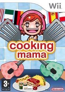 Cooking Mama en la consola Nintendo Wii