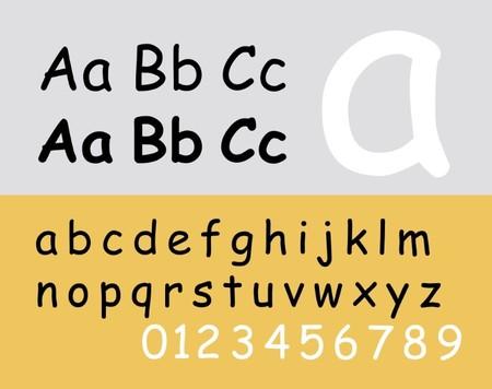Comic Sans tiene sus ventajas: el diseño irregular ayuda a que sea más fácil de leer y escribir
